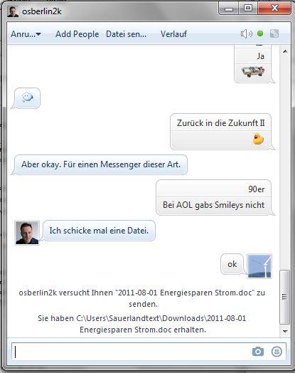 Trillian Multi-Messenger auf dem PC   Screenshot: Redaktion