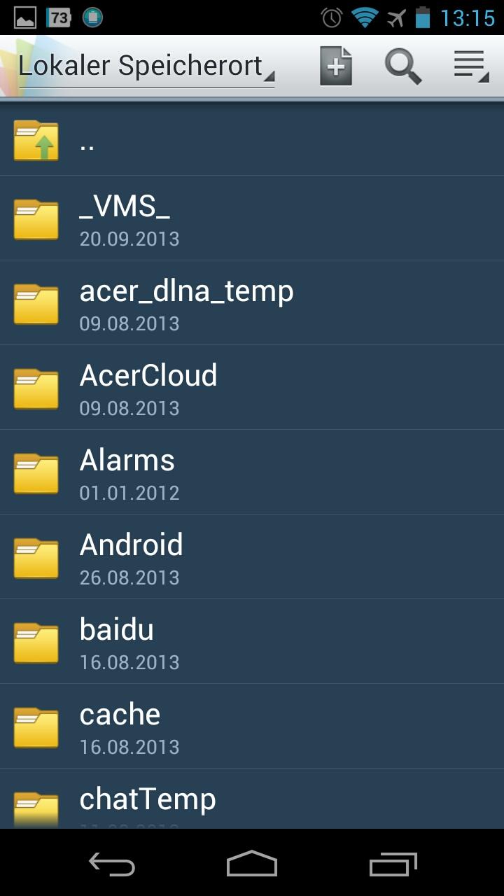 Screenshot: Polaris-Office - Browser