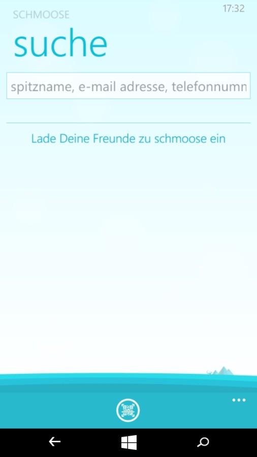 Screenshot: Schmoose Messenger | Bild: Redaktion